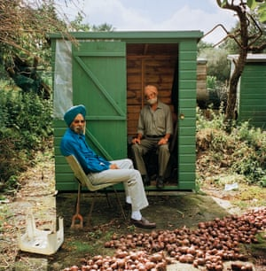 Untitled, Birmingham, UK, 2004; from the series Allotments