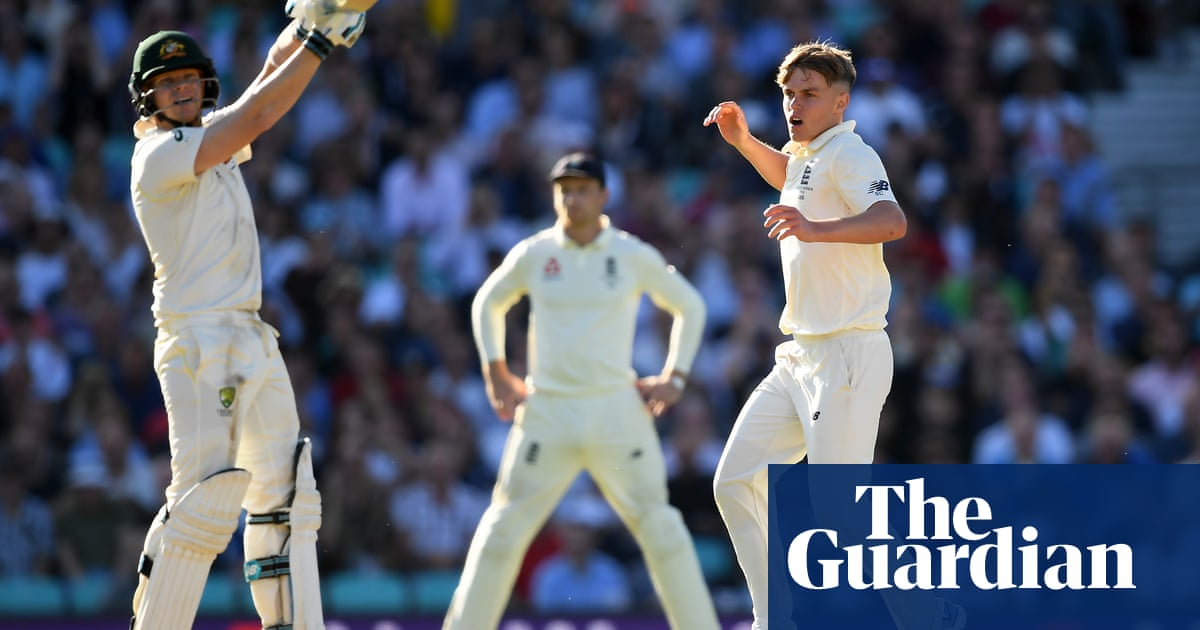 Sam Curran gives England a snarl they have lacked in Ashes summer of Steve | Barney Ronay