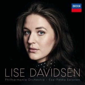 Lise Davidsen album artwork.