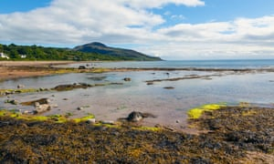 A handy pronunciation reference point? The island of Arran in Scotland