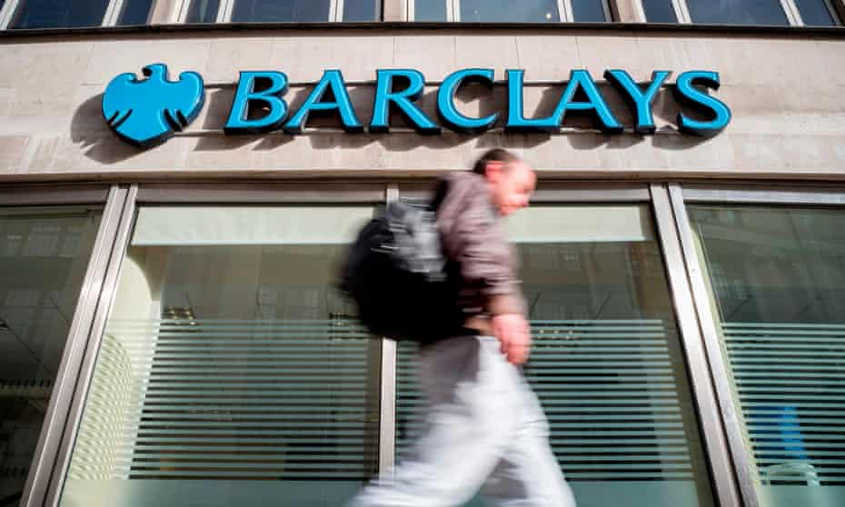 Barclays bank branch