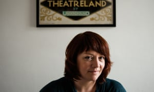 Eimear McBride: author of the 'blistering' A Girl Is a Half-Formed Thing