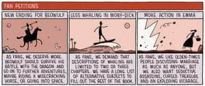 Tom Gauld Cartoon 25 May issue