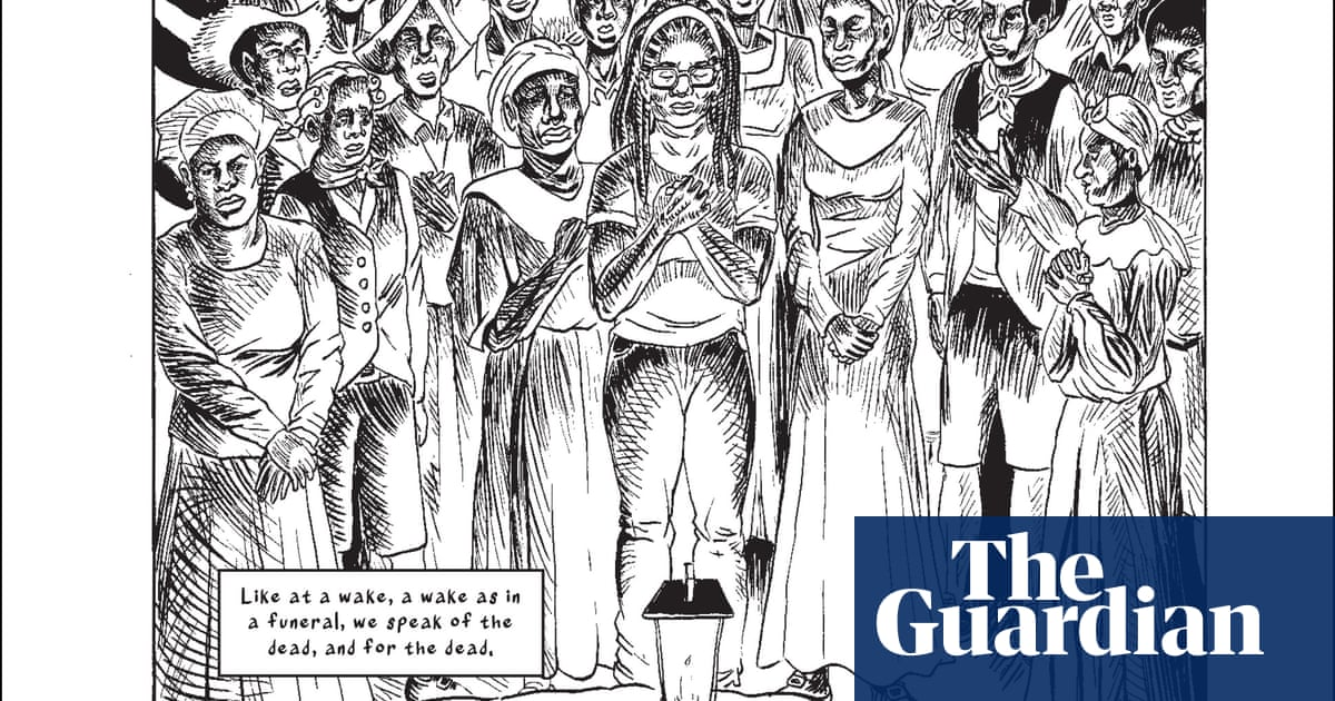 Wake review: a must-read graphic history of women-led slave revolts