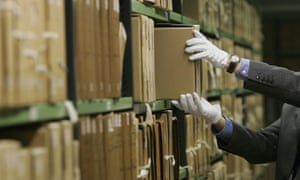 Files at National Archives