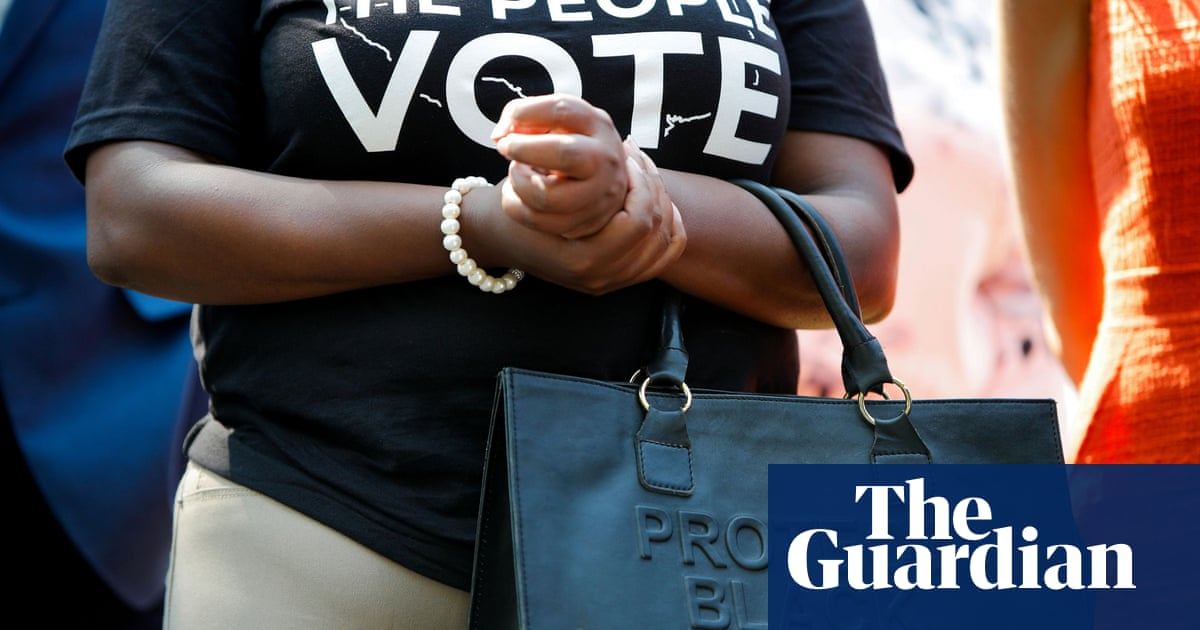 Texas's harsh voting law had one good measure – then Republicans left it out