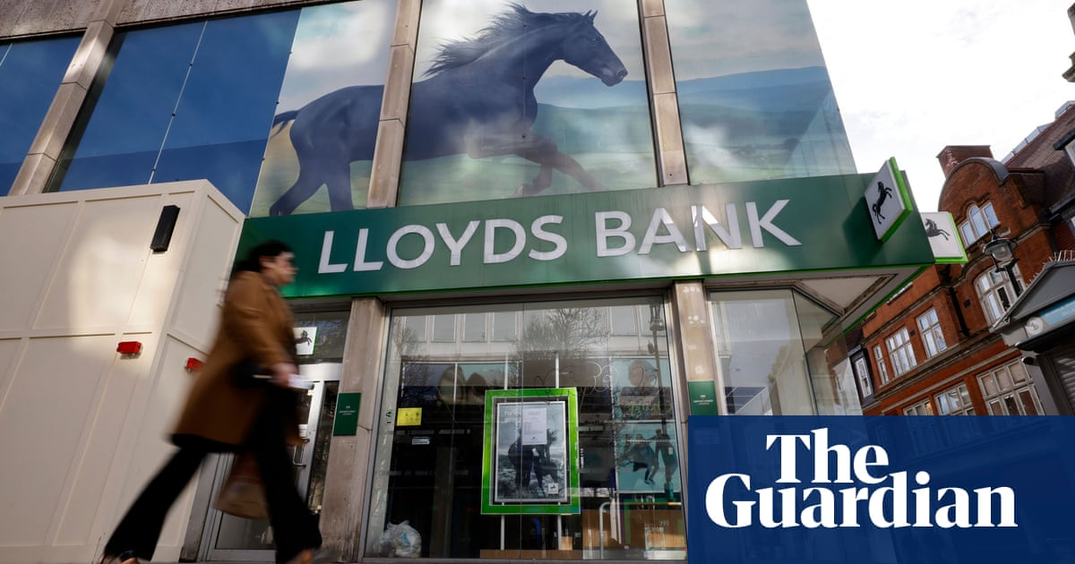 Lloyds Banking Group to close 44 more branches