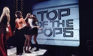Top of the Pops was first broadcast in 1964, and cancelled in 2006.