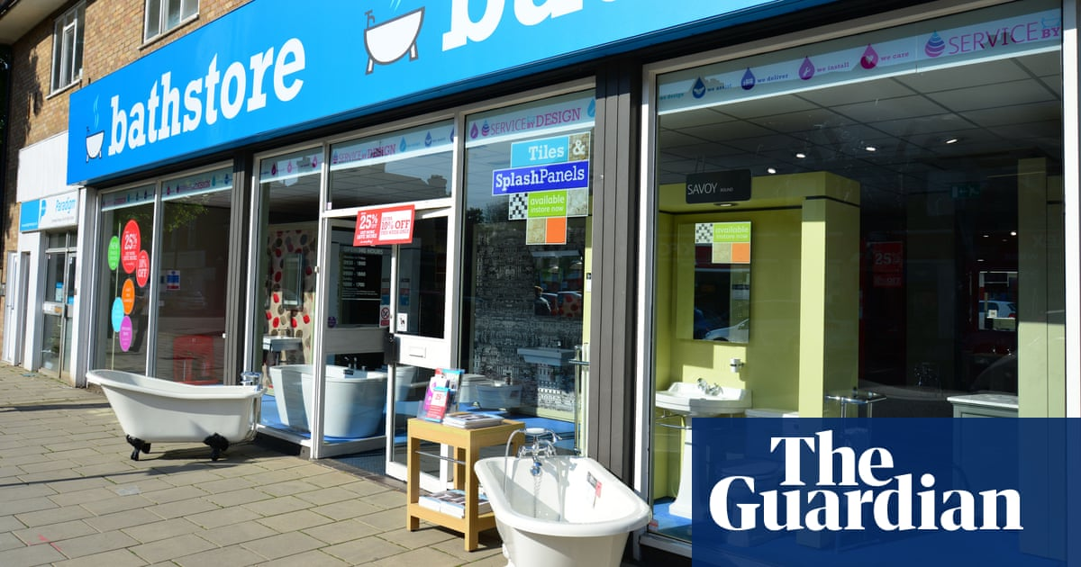 Bathstore Accused Of Using Cowboy Fitters Who Damaged Properties - How much to fit a bathroom