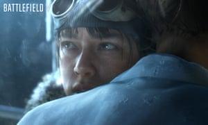 Women enter the fray … Battlefield V.
