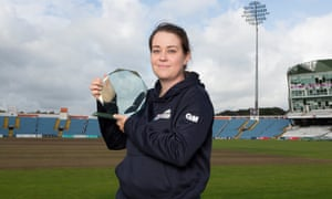 Katie Levick: 'Bitterness does nothing for you. And playing for Yorkshire, wearing the White Rose, that's always been my proudest thing.'