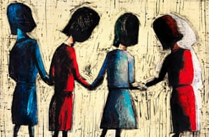Four Schoolgirls (1960)