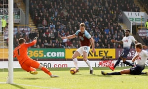 Tottenham's loss at Burnley in February began a poor run of results that removed any thought of competing for the league title.