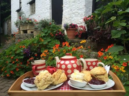 Hele Cornmill and Tearoom, Devon