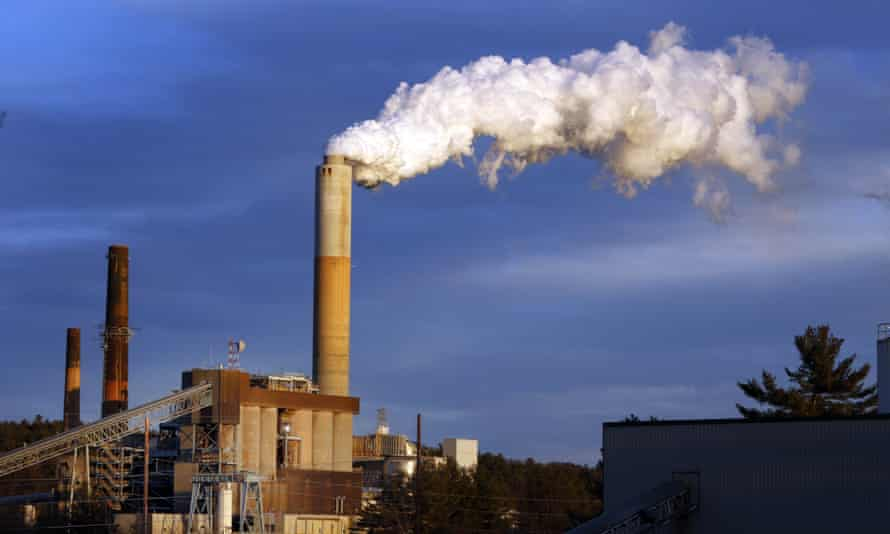 The Republican group's plan outlines a carbon tax of $40 for each ton emitted.