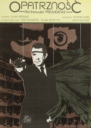 Providence (Alan Resnais, 1977)