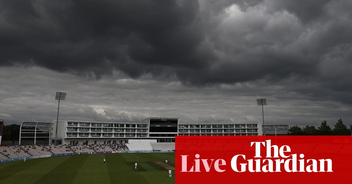 Lancashire v Warwickshire, Hampshire v Yorkshire and more: county cricket – live!