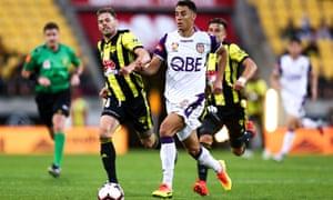 Perth Glory v Wellington Phoenix, A-League