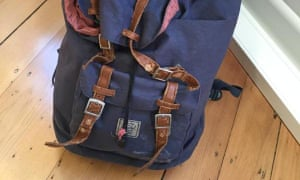 'In other words, the Herschel backpack is a bag for the rugged individual.'