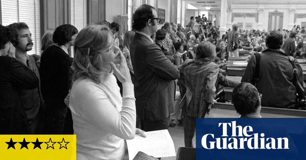 Raise Hell: The Life & Times of Molly Ivins review – memorial to a liberal legend