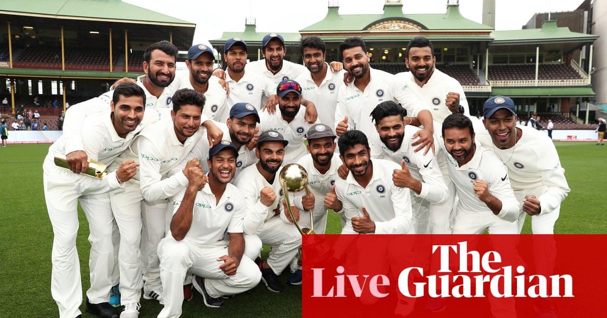 7ff3381c7fc Australia v India  fourth Test