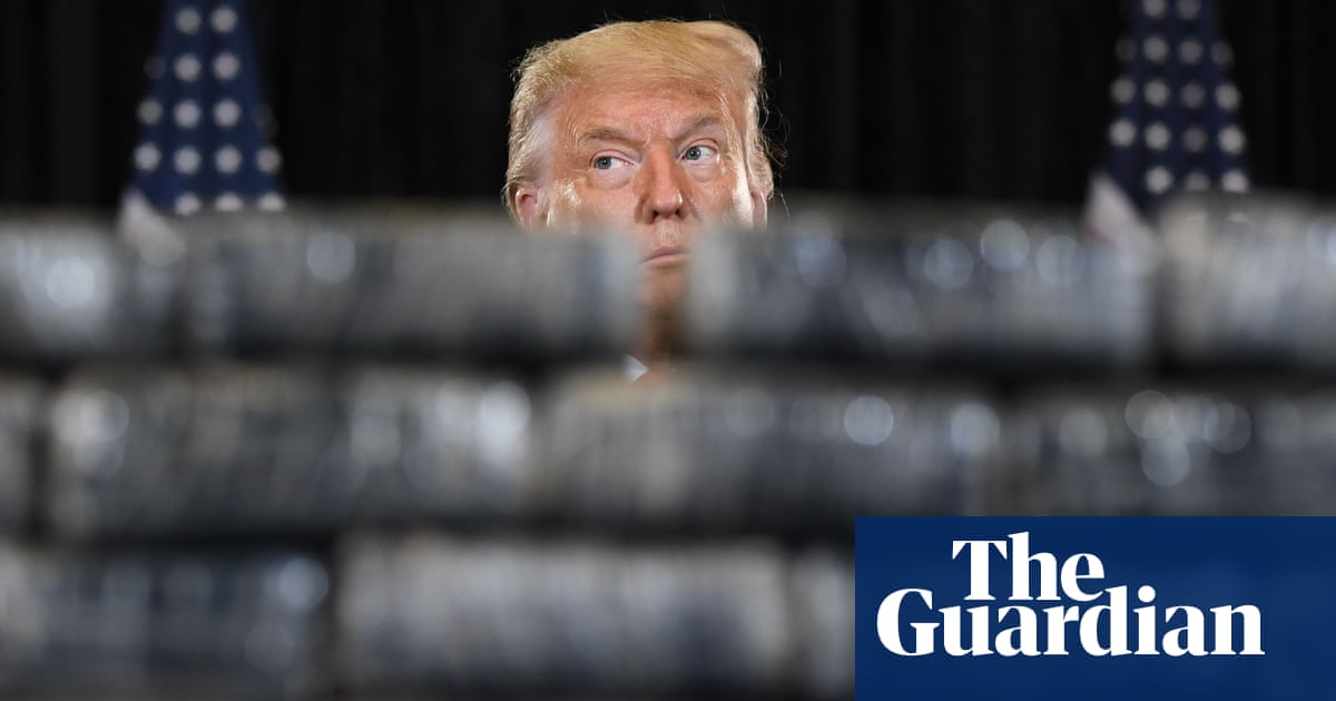 Will Republicans ditch Trump to save the Senate as support nosedives? – The Guardian