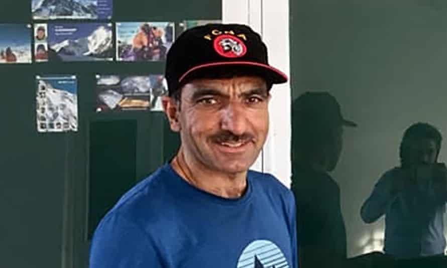 Pakistan mountaineer Muhammad Ali Sadpara
