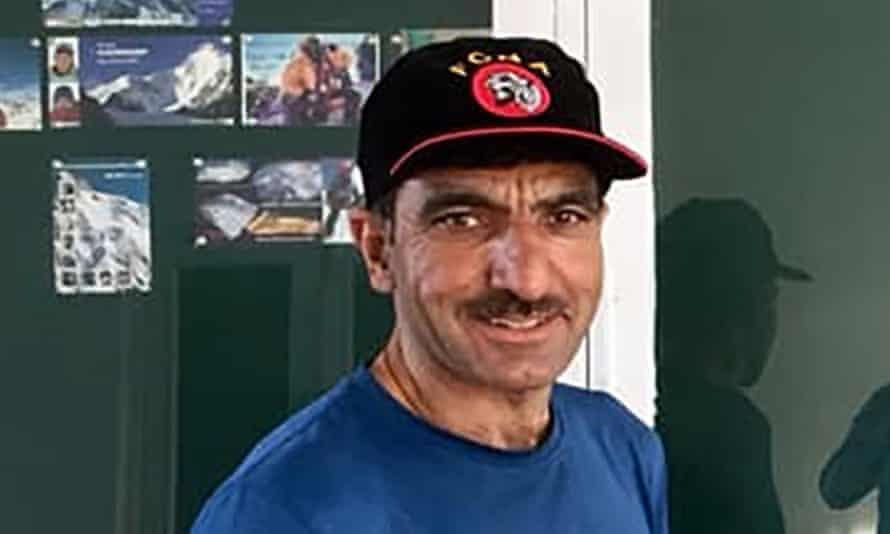 Ali Sadpara