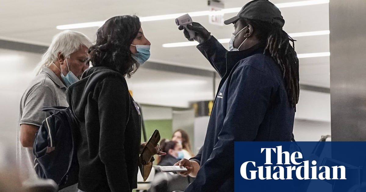 US to lift restrictions for fully vaccinated international travelers on 8 November