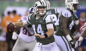 Sam Darnold had a solid preseason for the Jets