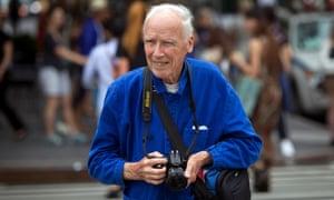 Bill Cunningham obituary | Art and design | The Guardian