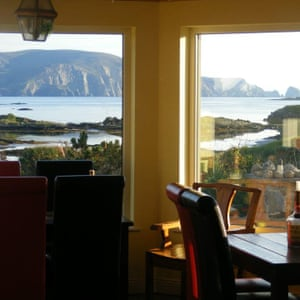 Dawros Bay House & Joe's Seafood Bar, Ireland