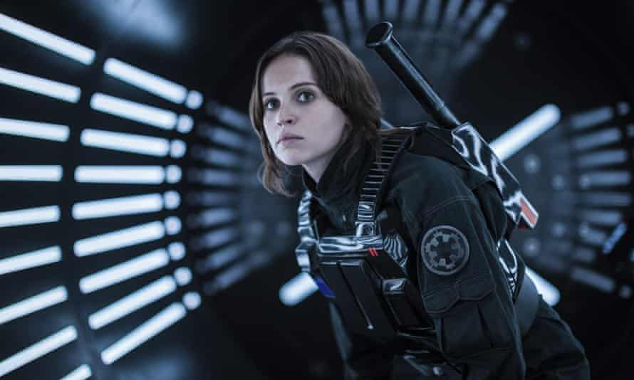 Rogue One: A Star Wars Story helped Disney become the first studio to earn $7bn in a year.