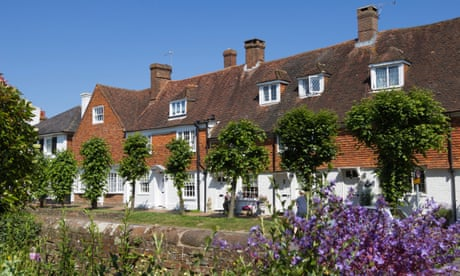 Let's move to eastern High Weald, East Sussex and Kent: not fashionable, but fabulous