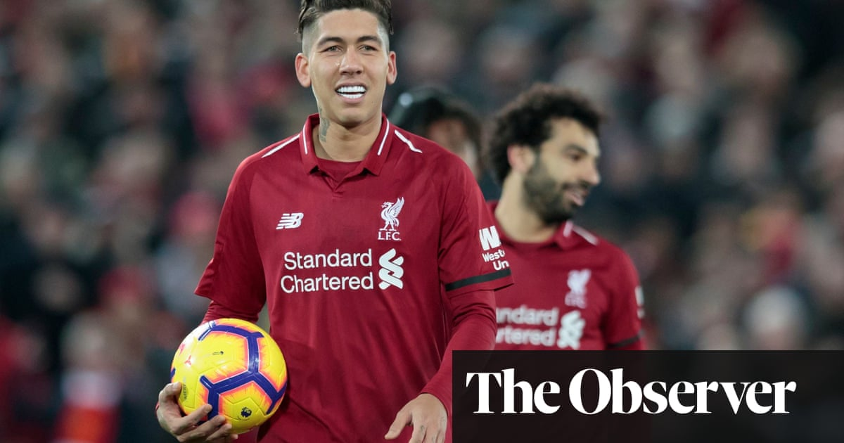QnA VBage Roberto Firmino shows all Liverpool parts are now operating at their peak | Andy Hunter