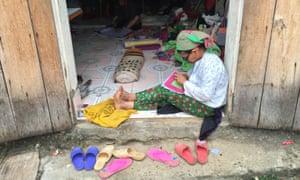 InsideVietnam Tours Mrs Mai's Cooperative, Vietnam