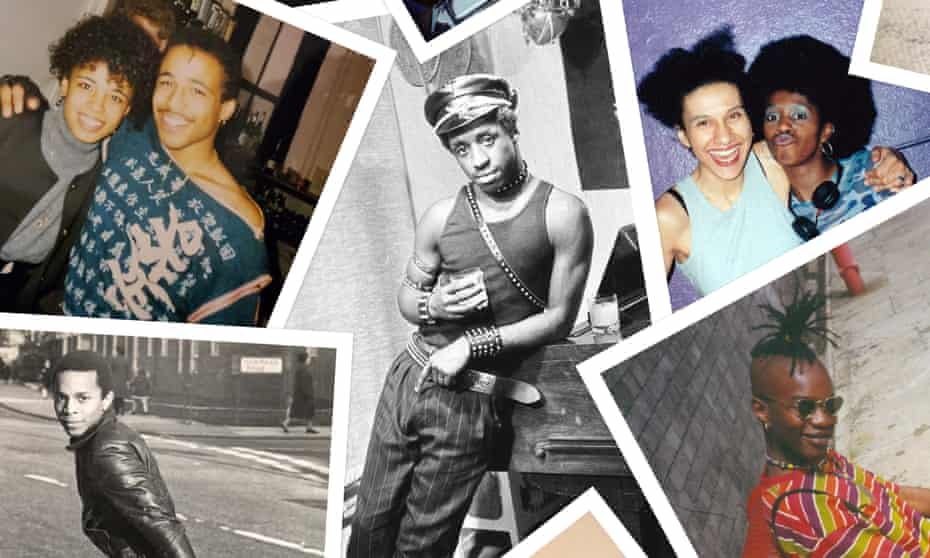 Black and Gay, Back in the Day on Instagram.