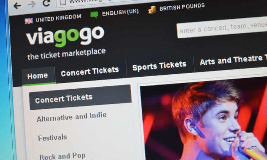 Viagogo was told to sell StubHub's operations outside North America, as the Competition and Markets Authority said the combined entity would have handled 90% of the UK's resold tickets.