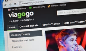 Viagogo did not go to the Commons' hearing today on secondary ticketing