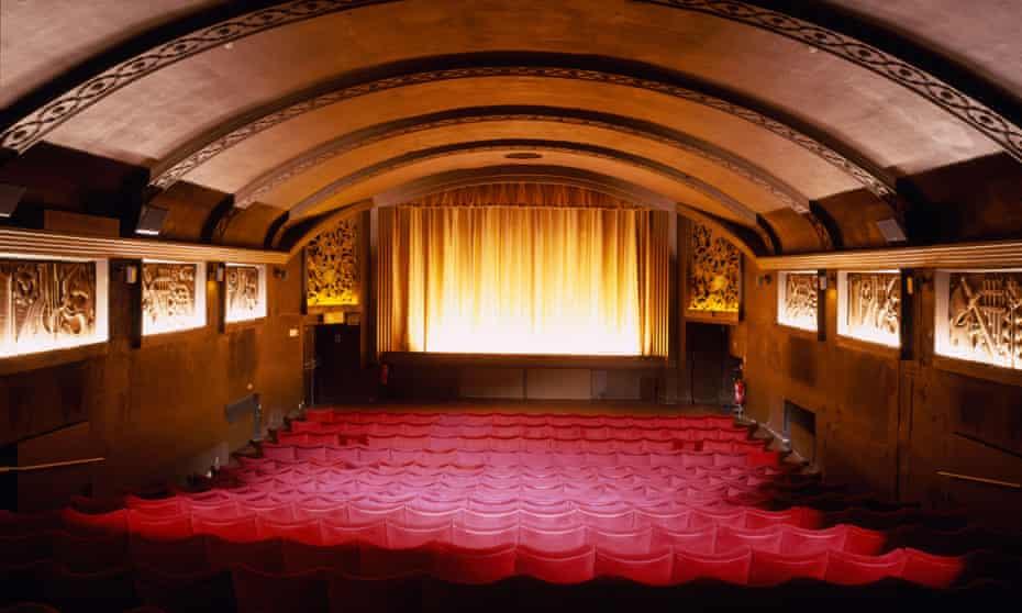 Phoenix cinema, London.
