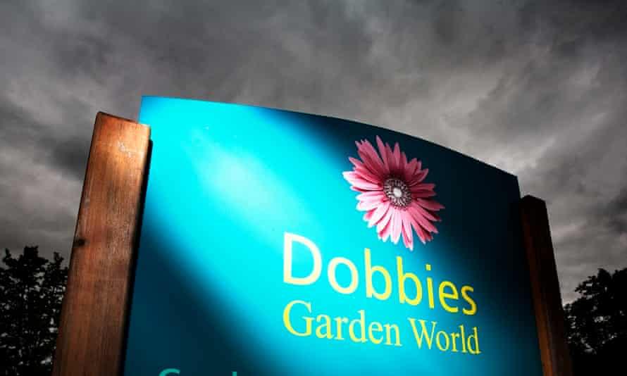 Dobbies garden centre chain