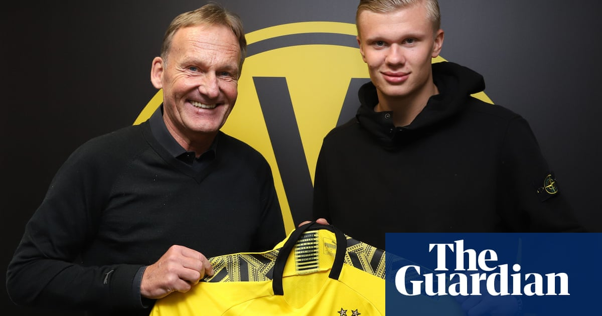 Dortmund beat Manchester United to signing of Erling Braut Haaland