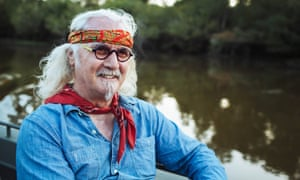 High-profile victims such as Billy Connolly, who has Parkinson's disease, have raised public awareness.