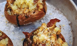 Don't forget your jackets ... Nigel Slater's baked potatoes, rillettes and rosemary