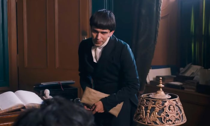 Image result for the personal history of david copperfield uriah heep ben whishaw