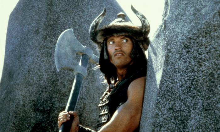 Amazon announces Conan the Barbarian TV adaptation   Television
