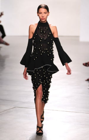 2016 loved clavicles ... Proenza Schouler at New Yrk fashion week.