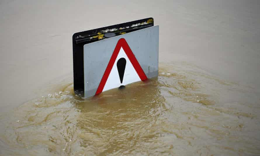Storm Christoph caused severe flooding … bit RIAS wanted proof how much rain actually fell.