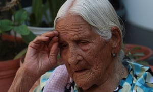 116-year-old Maria Félix