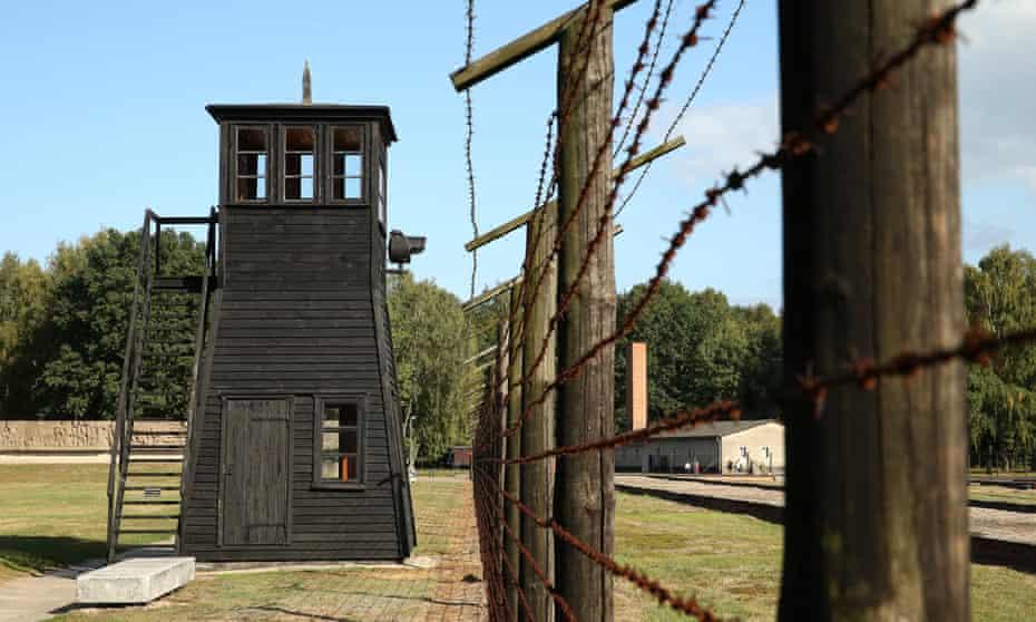 The Stutthof camp, Poland.